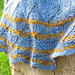 Kingfisher Capelet pattern