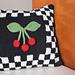 Cherry Picks Pillow pattern