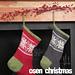 Osen Christmas Stocking pattern