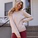 October Sweater pattern