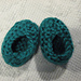 Doll Slippers pattern