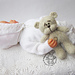Petite  Bear  for small babies pattern