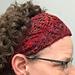 Headband in Lace pattern