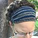 Headband in Stripes pattern