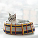 Curl-Up Kitty Cat Bed pattern