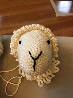 Llama-No-Drama free crochet pattern in With Love yarn. Let's face ... | 320x240