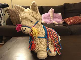 Crochet A Llama CAL - Part 2   Háčkované hračky, Háčkovaná ...   240x320