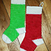 Easy Crochet Stocking pattern