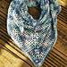 Skyridge shawl pattern