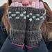 Burlingame mitts pattern