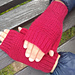 Guantes Jota Worsted pattern