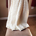Classically Simple Shell Afghan or Baby Blanket pattern