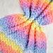 Rainbow Sky pattern