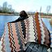 """ Sofia "" blanket pattern"