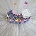 Empire Waist Crochet Tutu Dress pattern