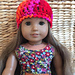 American Girl Doll Super Easy Beanie pattern