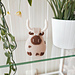 Toy cow pattern
