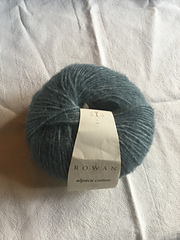 Knitting Yarn ~ Rowan Alpaca Cotton 50g balls  72/% alpaca  28/% cotton