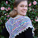 Aloha Shawlette and Shawl pattern
