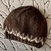 Gauge Hat pattern
