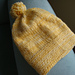 Slouchy Baby Hat pattern