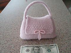 Flowergirl Bag 7-6-2007