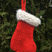 Loopy Stocking pattern