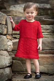 Little Red Dress front view