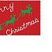 Merry Christmas Chart pattern