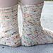 Bubbler Socks pattern