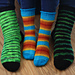 Azureum Socks pattern