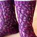 Drop Zone Socks pattern