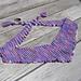 Confetti Boomerang pattern