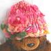 Rosebud Petalspun Baby Hat pattern