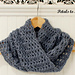Mobius Infinity Cowl / Scarf pattern