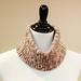 """""""Knit"""" Crochet Cowl pattern"""