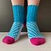 Unchained Socks pattern