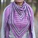 Silky Shawl pattern