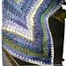 Finsinger-Fleckerl-Decke pattern