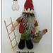 Humphrey the handyman gnome pattern