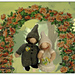 Bride and Groom Gnomes pattern