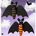 mascot house bats pattern