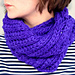 Twist your neck warmer / Vridd Hals pattern