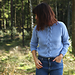 Flat Cable Sweater / Flat flettegenser pattern