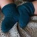 Berit's Best Babysocks / Berits Beste Babysokker pattern