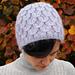 Waffle Hat / Vaffellue pattern