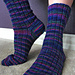 Basic Ribbed Socks pattern