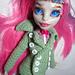 Monster High Pea Coat pattern