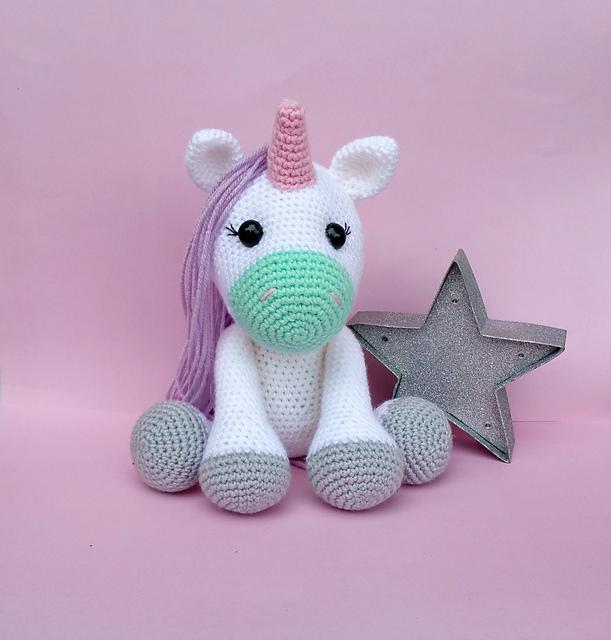 Disney's Stitch from Lilo and Stitch amigurumi crochet pattern ...   640x611