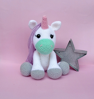 Free Unicorn Patterns | 320x306